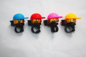 Mini Color Cartoon Lovely Small Bicycle Bell (B-008) pictures & photos