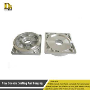 High OEM Customized Aluminum Die Casting Machine Parts pictures & photos