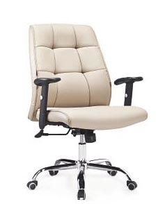 School Library Lab Office Project Use Leather Executive Chair (NS-059B) pictures & photos