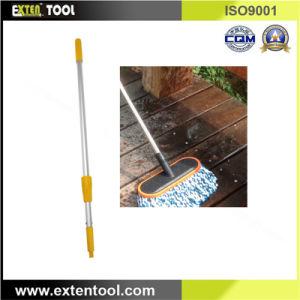 Outer Twist Aluminum Telescopic Mop Handle