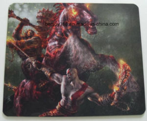 Hot Selling Computer Rubber Gaming Mouse Pad Custom pictures & photos