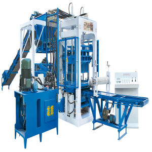 CE Approved Fully Automatic Block Machine (XH08-15)