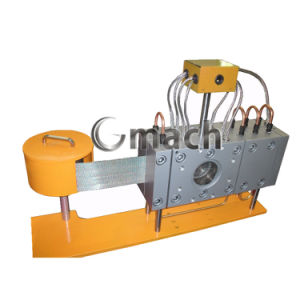 Continuous Operation and Full Automatic Screen Changer for Plastic Pipe Extruder pictures & photos