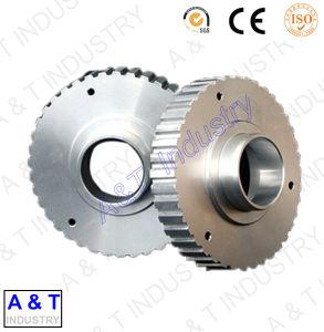 Custom Aluminum CNC Turning Parts pictures & photos