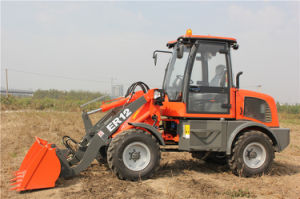 Everun Brand New CE Approval 1.2 Ton Front End Loader pictures & photos