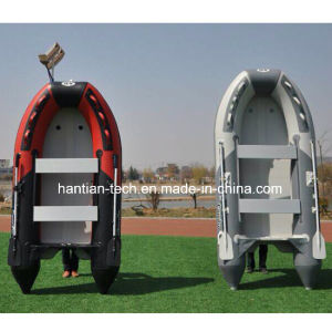 CE Approve Rubber Sport Inflatable Boat for 4 People (SM430) pictures & photos