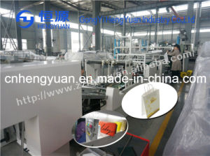 Reliable Quality Square Bottom Paper Bag Making Machine pictures & photos