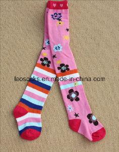 Children Cotton Legging Tights (DL-PH-14) pictures & photos