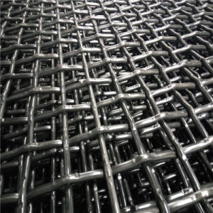 82A High Carbon Mining Screen Wire Mesh Wirh Hook pictures & photos
