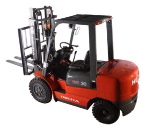 3 Ton Diesel of Forklift Hecha pictures & photos