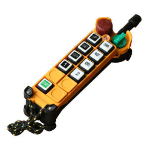 Hot Item Wireless Radio Crane Remote Control (F24-8S) pictures & photos