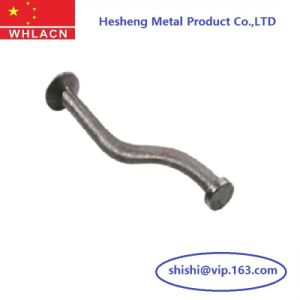 Construction Building Metal Components Curved Pin Anchor pictures & photos