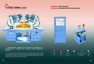 Manual Flat Glass Shaper Machine pictures & photos
