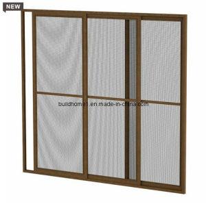 China custom sliding fly screen for sliding doors china for Custom sliding screen doors