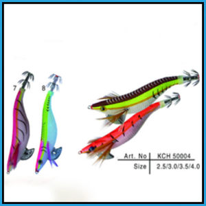 2.5/3/3.5/4# Squid Jig Fishing Bait pictures & photos
