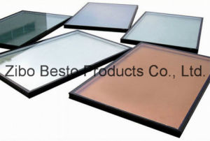 Stained Thin Plate Glass Cutting Business pictures & photos