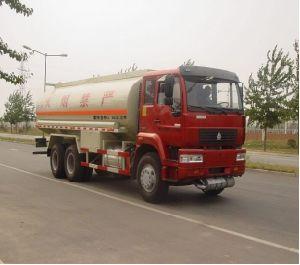 Refueling Truck, 6X4, Wheelbase (mm) 4350+1350