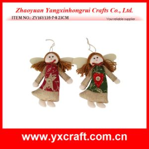 Christmas Decoration (ZY16Y135-7-8 23CM) Christmas Present Suprising pictures & photos