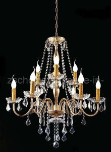 Latest Design Crystal Lamp Chandelier
