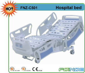 Fnz-C501 Bed Hospital with CE Certificate pictures & photos