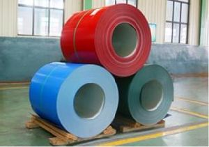 Home Appliance Steel Sheet / Prepainted Galvanized Steel pictures & photos