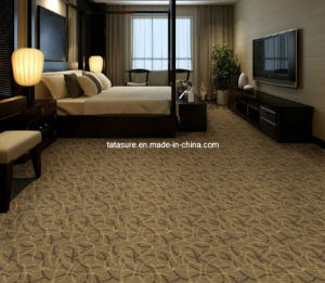 Wall to Wall Tufted Jacquard Carpet pictures & photos