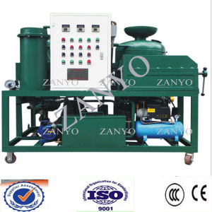 Zyt High Vacuum Refrigeration Oil Purifier pictures & photos