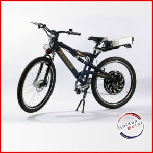 World No. 1 Electric Bike 500W -1500W with CE Proved BLDC Motor /6 Speed Tourney® Derailleur & Shifter System//Front & Rear Disc Brake System pictures & photos