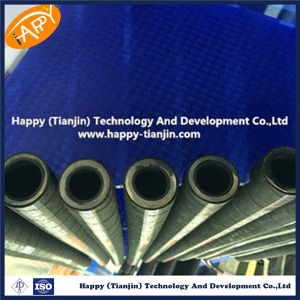 High Tensile Steel Wire Spiral 4 Layers Hydraulic Hose pictures & photos