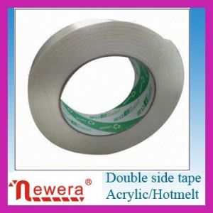 Cheap Adhesive Double Faced Removable Tape pictures & photos