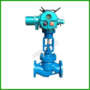 Electric Globe Valve-Rising Stem Globe Valve pictures & photos