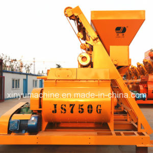 Convenient Concrete Mixer for Sale (JS750) pictures & photos
