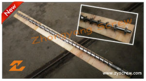 High Speed Screw Barrel for Extruder (Dia15-300mm) pictures & photos