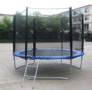6ft Trampoline with Safety Net (XA1065)
