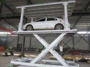 Best Price Underground Parking Auto Lift(SJG) pictures & photos