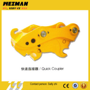 Brand New Excavator Bucket Quick Couplers pictures & photos