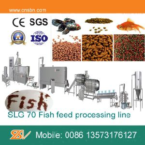 Hot Selling High Quality Fish Food Processing Machine pictures & photos