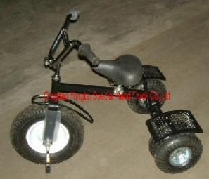 Unfoldable Children Cart pictures & photos