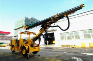 Hydraulic Drilling Jumbo for Developing Mining pictures & photos