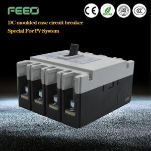 2pole DC MCCB Adjustable Moulded Case Circuit Breaker pictures & photos