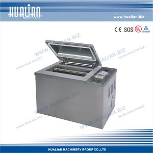 Hualian 2015 Table Vacuum Packaging Machine (DZ-280/C) pictures & photos