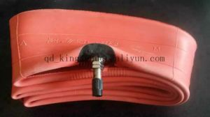 Motorcycle Inner Tube-3.00-18 Red Tube pictures & photos