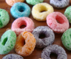 Snack Food Twin Screw Extruder pictures & photos