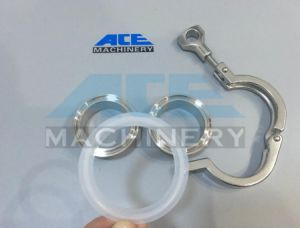 Stainless Steel Sanitary Clamped Ecc Reducer (ACE-PJ-Q5) pictures & photos