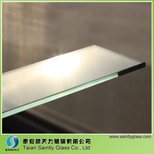 4mm Polished Edge Tempered Glass pictures & photos