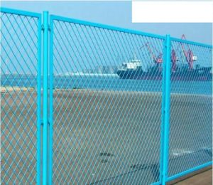 High Quality High-Way Expanded Metal Fence pictures & photos