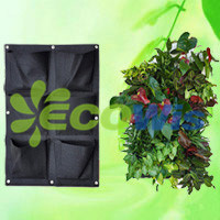 6 Pocket Hanging Wall Planter (HT5095) pictures & photos