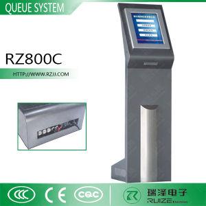 Queue Management System /Bank Ticket Dispenser (RZ800C)