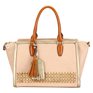 Guangzhou Manufacture Wholesale Designer PU Handbags China (MBLX031102) pictures & photos