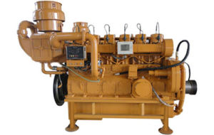 Diesel Engine (6190 inline type) pictures & photos